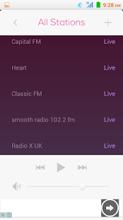 UK FM Radios All Stations - náhled