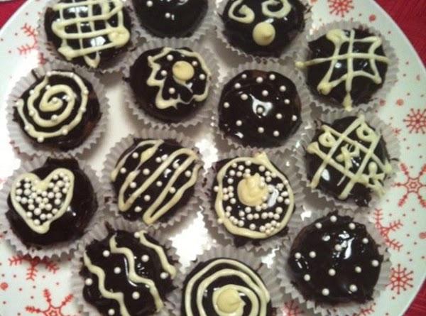 Chocolate Raspberry Ecstacy Bites Recipe