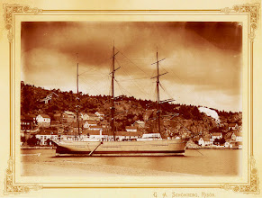 Photo: One of the ships built by John Stenersen, who was one of my great grandfathers. His daughter was my paternal grandmother.