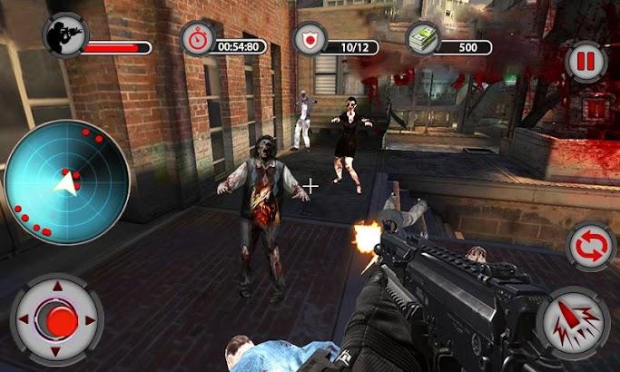 Zombie Kill Target screenshot