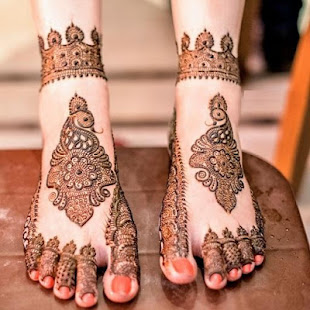 Latest Henna Mehndi Leg Designs 2017 Apps On Google Play