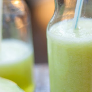 Melon Cooler Smoothie.