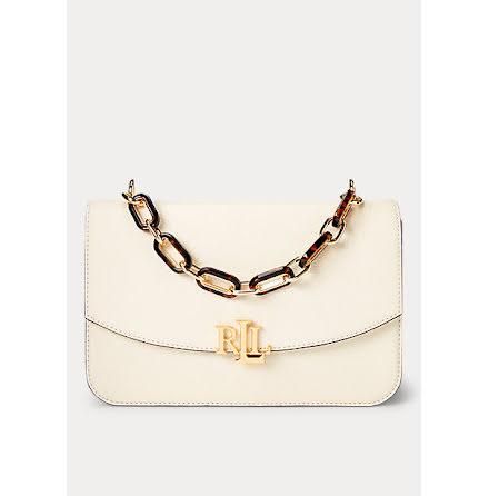 Madison: Large Crossbody Bag, vanilla