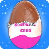 Surprise Eggs Candy machine