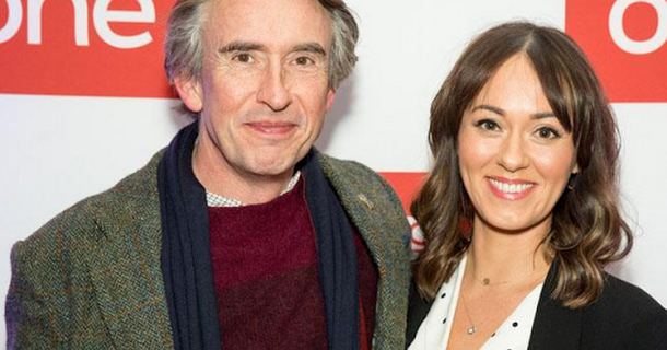 Alan Partridge: Susannah Fielding inspired by Susanna Reid for role