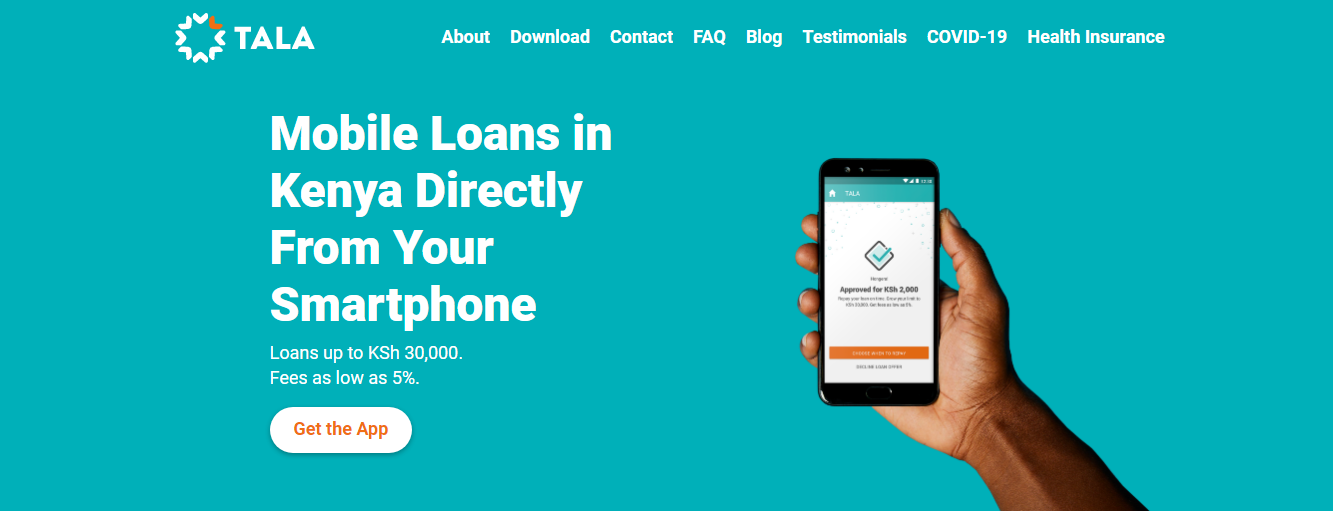 tala loan app in kenya