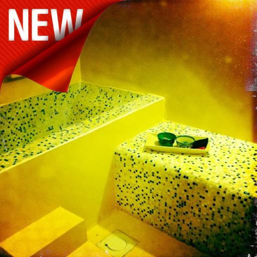 الحمام المغربي في المنزل