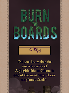 Burn The Boards- screenshot thumbnail
