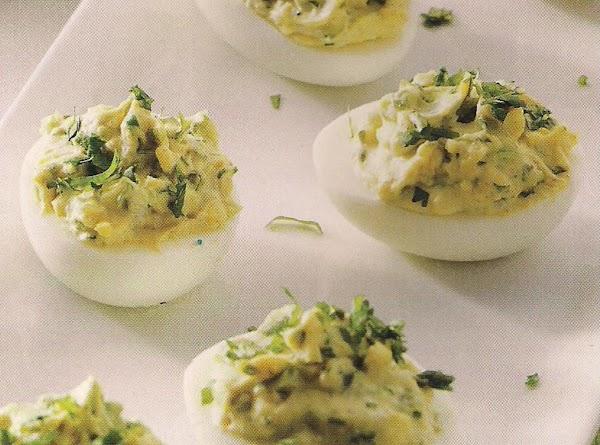 Huevos Diablos Recipe