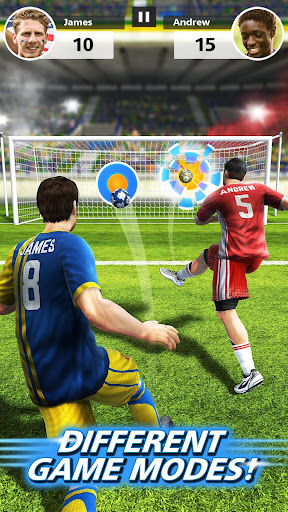 Football Strike - Multiplayer Soccer 1.22.1 screenshots 9