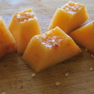 Spiced Cantaloupe.
