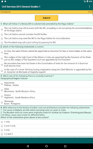 UPSC Previous Papers 1.3 screenshots 5