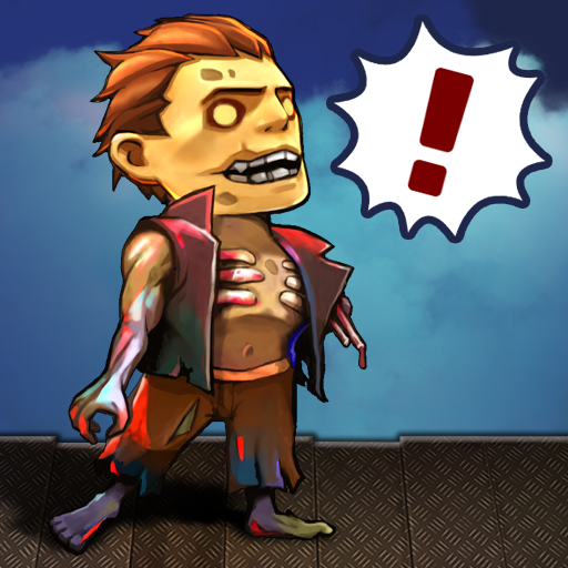 Merge Zombie: idle RPG