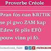 Proverbe Haitien