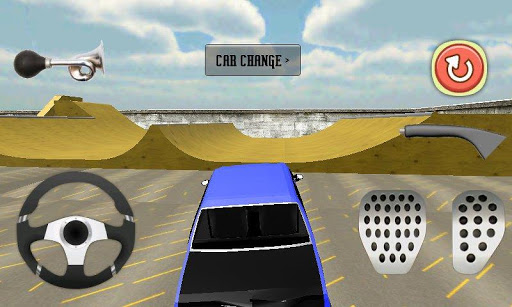 Crash Car Simulator