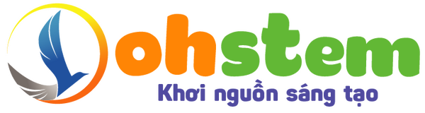 OhStem - địa điểm bán giáo cụ Montessori giá rẻ