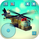 Gunship Craft: Crafting & Helicopter Flying Games icon