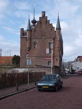 Photo: Zaltbomel . Maarten van Rossum huis