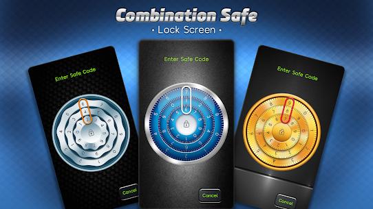 Combination Safe Lock Screen apk download 1
