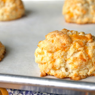 Gluten-Free Red Lobster Cheddar Bay Biscuits