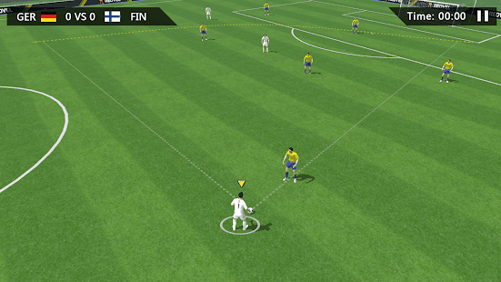 Fußball - Ultimatives Team Screenshot