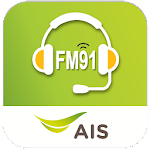FM91BKK Icon