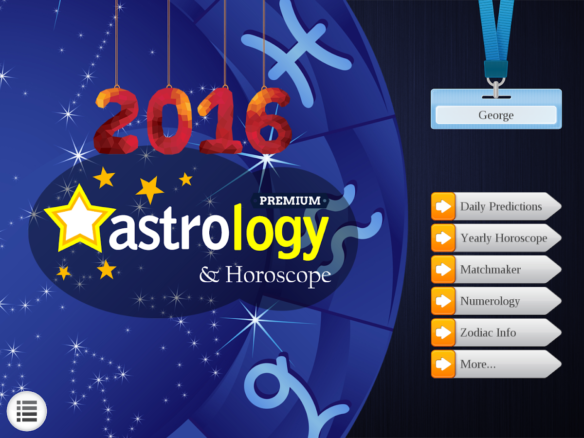 2016 Astrology & Horoscope Lt- screenshot