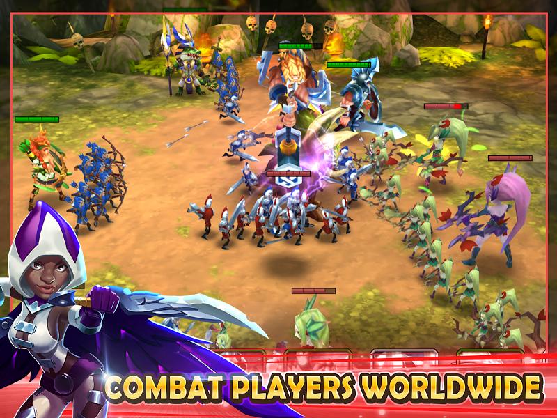 Wartide: Heroes of Atlantis Screenshot 8