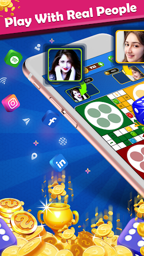 Super Ludo Multiplayer Fantasy apkmr screenshots 2