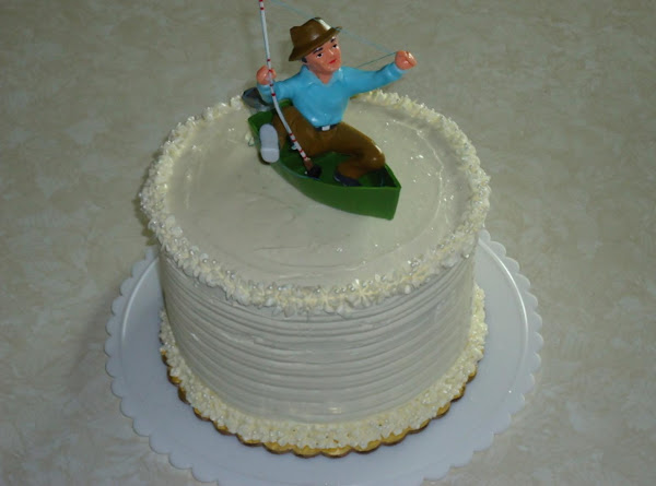 Jim's Fathers Day Cake Recipe