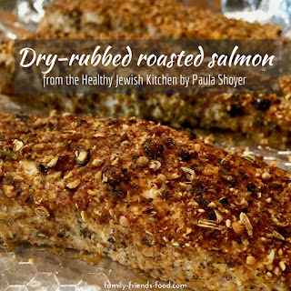 Dry Rub Salmon Recipes.