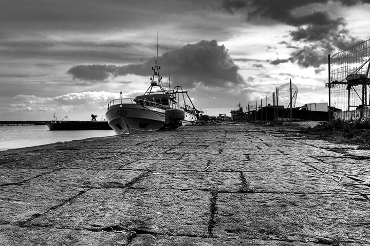 Solo noi e le barche di Loredana Pagana