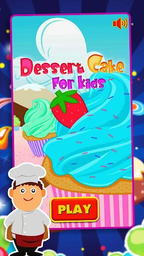 Dessert Cake For Kids
