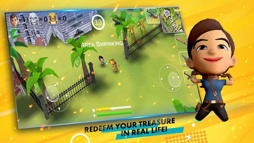 Treasure Wars filehippodl screenshot 5