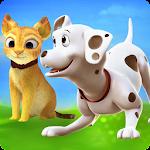 Cat & Dog Online: Pet Animals Icon