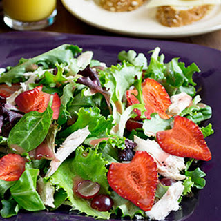 Easy Summer Salad.