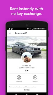 Getaround - Instant Car Rental- screenshot thumbnail