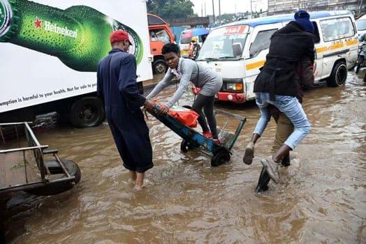 Image result for FLOODED ROADS Kenya
