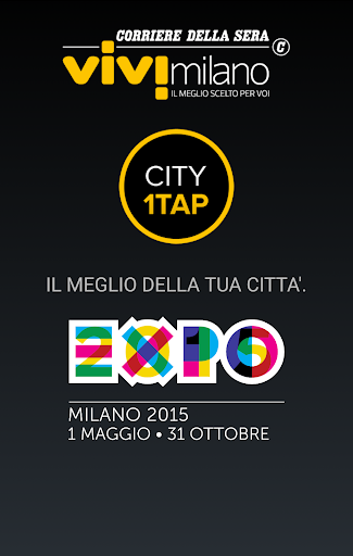 City1tap Milan - Expo Edition