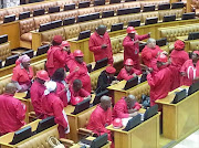 EFF MP Veronica Mente reiterated the EFF call for the alcohol ban to be reinstated because, she said, drinking liquor exacerbated instances of violence against women.