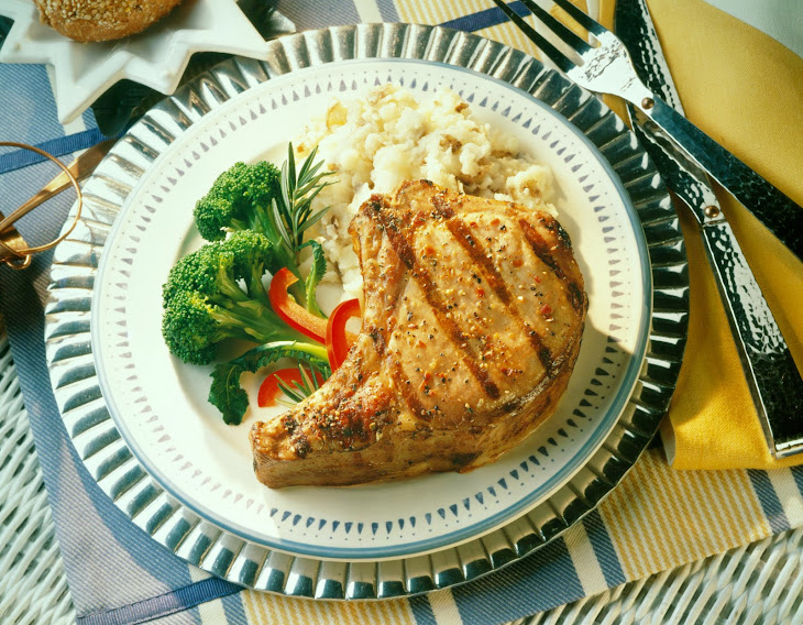 Americas Favorite Pork Chops Recipe