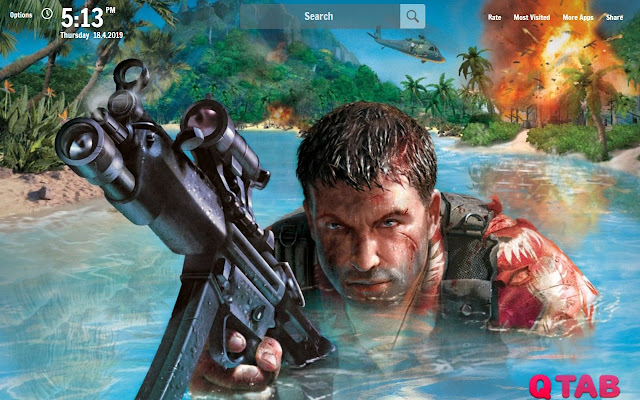 Far Cry New Tab Far Cry Wallpapers
