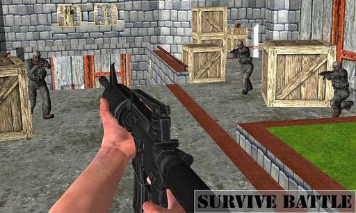 Counter Terrorist SWAT Team 3D FPS Shooting Games 1.0.3 screenshots 4