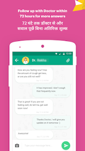 DocsApp – Consult Doctor Online 24×7 on Chat/Call 6