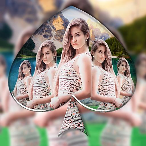 3D Mirror Photo Effect : Photo Editor