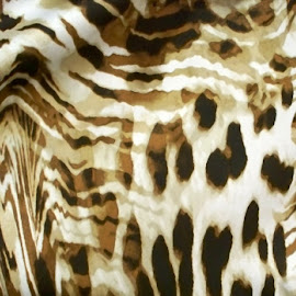 Animal Abstract 1 by RMC Rochester - Abstract Patterns ( macro, random, art, shirt, abstract, colors, object )
