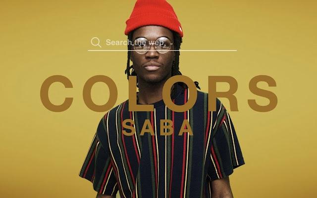 Saba HD Wallpapers New Tab Theme
