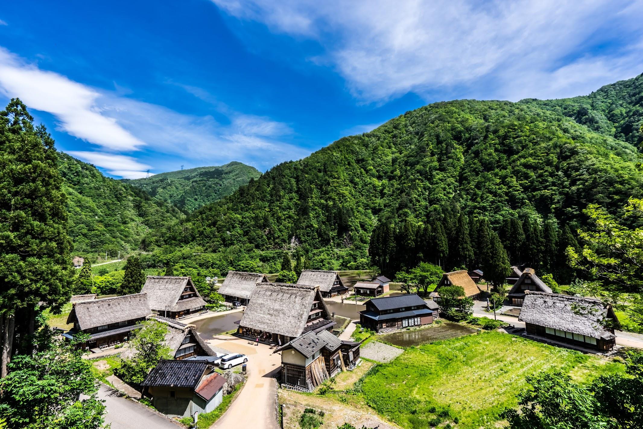 Gokayama Suganuma Gassho-zukuri Village1