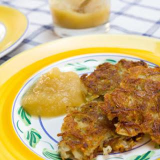 Vegan Gluten-Free Latkes Recipe