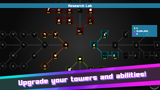Geometry Defense: Infinite 1.6.007 screenshots 9